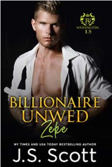 Billionaire Unwed - Zeke book cover